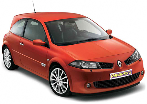Megane II inc RS 225, R26 and Cup (2002-2008)