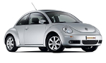 New Beetle & Cabrio (1998-onwards)