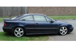 Calibra 4WD inc GSi with independent rear suspension, Vectra A (1989-1995)