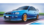 Impreza Turbo, WRX & Sti (GC,GF 93 - 00)