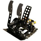 OBP Vehicle Specific Track Pro Pedal Box Ford Fiesta
