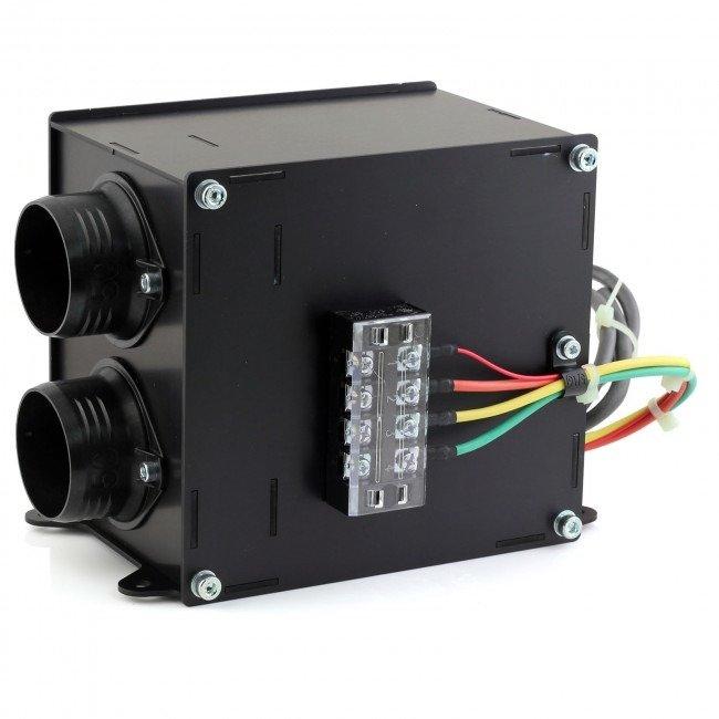 nagrzewnica elektryczna rajdowa 12v 600w heat